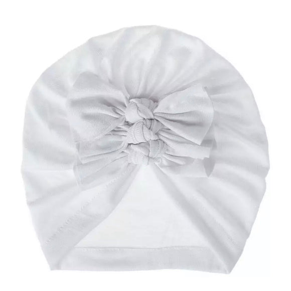 Turban Hat~White