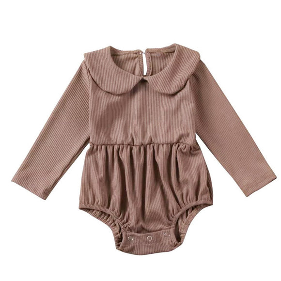 Enchanted Beauties - Bella Playsuit - Brown