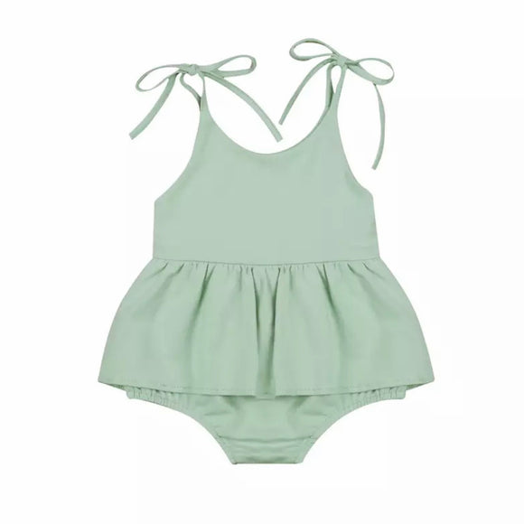 Bria Playsuit ~ Mint