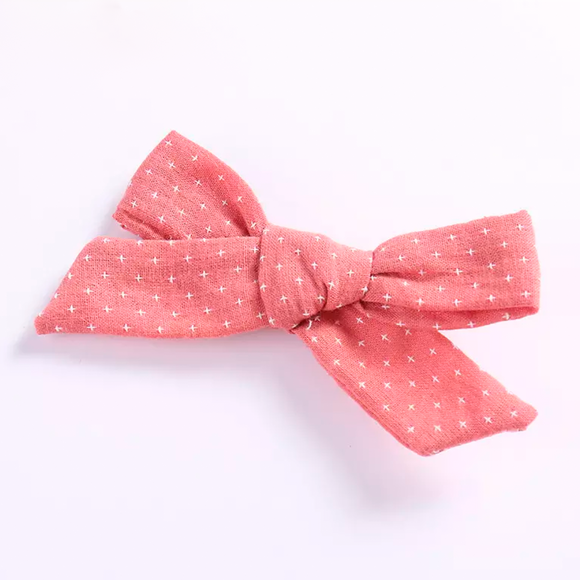 Medium Classic Bow~Mauve