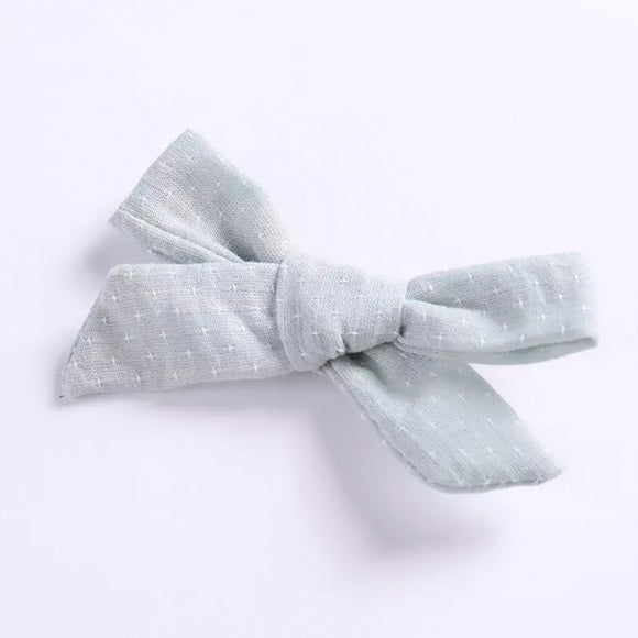 Medium Classic Bow~Mint
