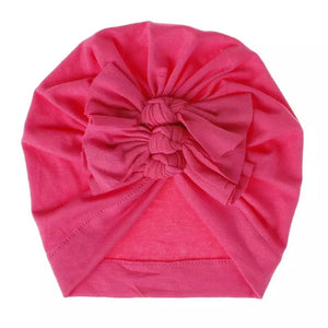 Turban Hat~Fuchsia