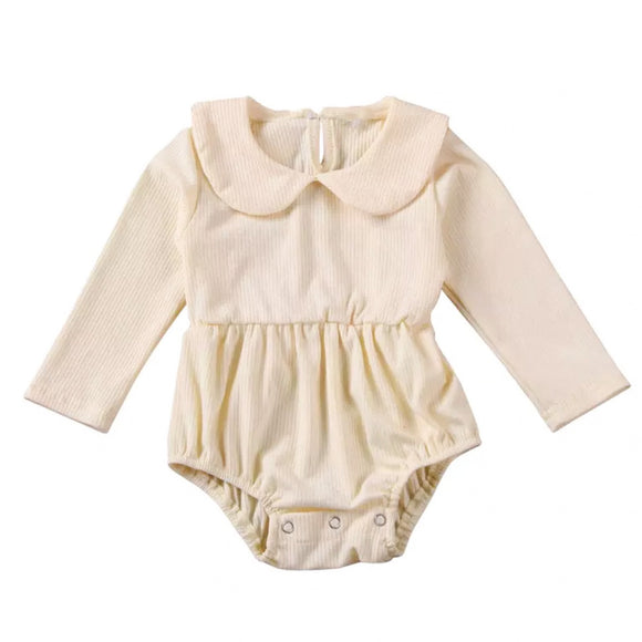 Enchanted Beauties - Bella Playsuit - Cream