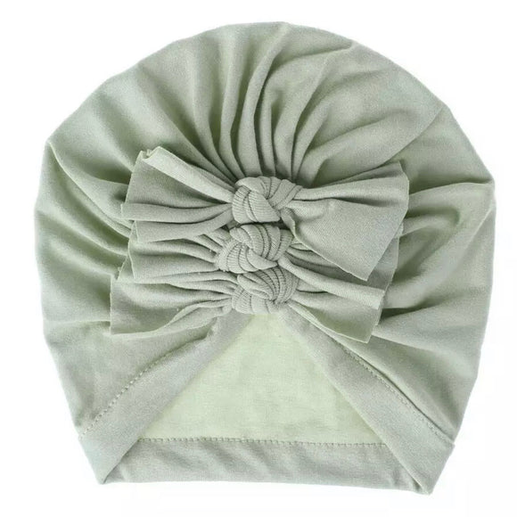 Turban Hat~Mint