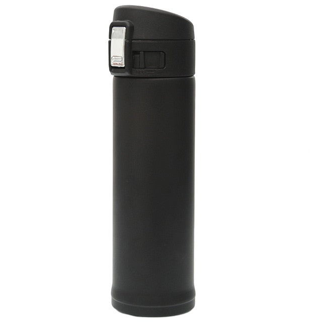 Gourde isotherme inox 500ml Noire