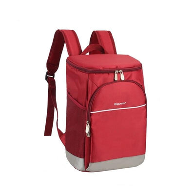Sac à Dos Isotherme Casablanca 18L - 38L Mon Sac Isotherme Red S