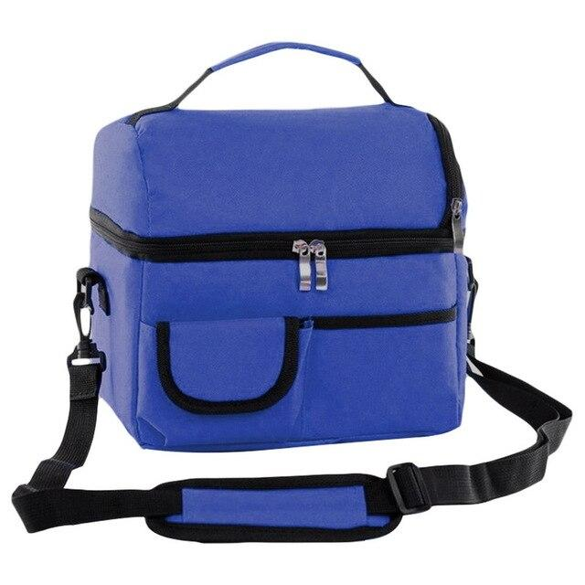 Sac Isotherme Repas Boston Mon Sac Isotherme Blue