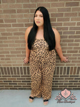 Load image into Gallery viewer, Leopard Freak Romper