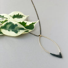 Load image into Gallery viewer, Marquise Necklace