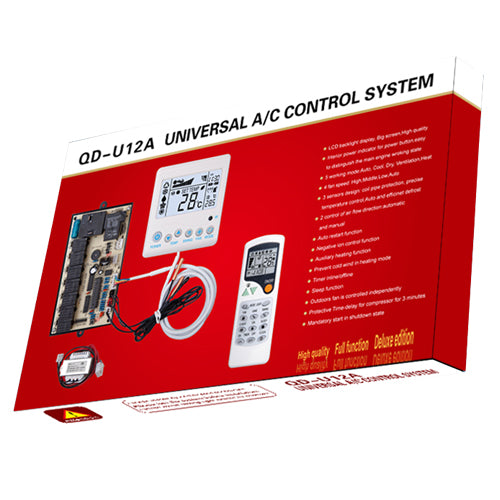 Universal Airconditioner PC boards
