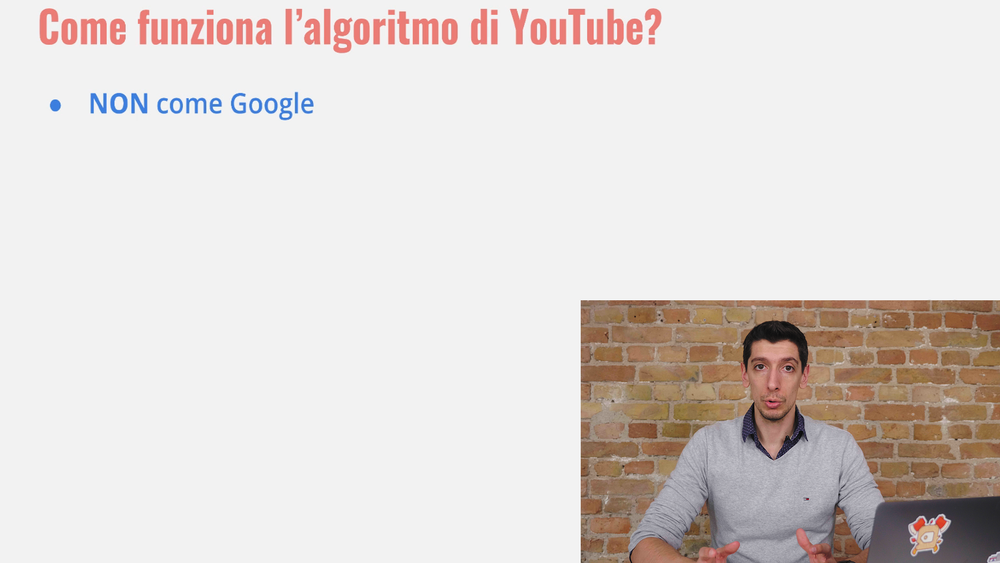 YouTube 101 - Come funziona l'algoritmo
