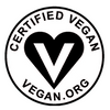 Vegan Certified seal