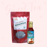 Sweet Coco Moringa Tea Combo6 (Set of 2)