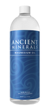 Ancient Minerals® Magnesium Oil Original 33.8 fl oz in bottle (original formula) available at www.mvpselections.com