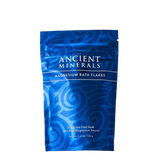 Ancient Minerals® Magnesium Bath Flakes Single Use 0.33lb