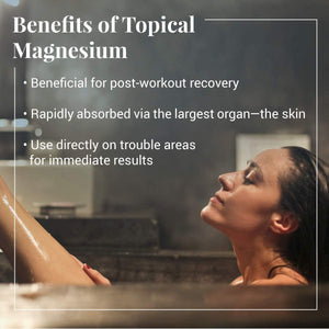 Ancient Minerals Topical Magnesium Benefits