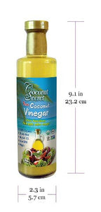 Coconut Vinegar 12.7 fl. oz 1 Dozen at $4.23/pc