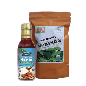Coconut Nectar with Moringa 5 oz. Sweet Treat
