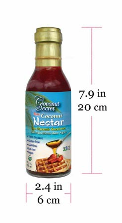 Coconut Nectar 12 fl. oz. 1 Dozen at $5.99/pc