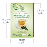 Sweet Coco Moringa Tea Combo8 (Set of 2)