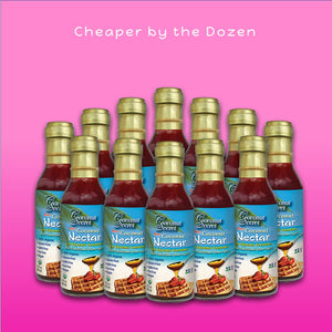 Coconut Secret® Coconut Nectar 12 fl. oz. 1 Dozen at $7.59/pc