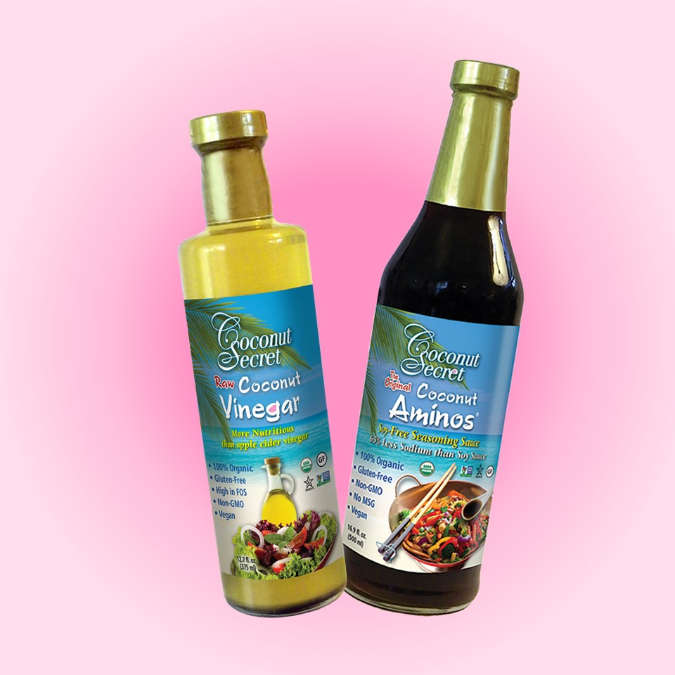 Coconut Secret® Adobo Combo