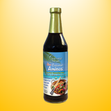 Coconut Secret Aminos Soy-Free Organic Seasoning 16.9 fl. oz.