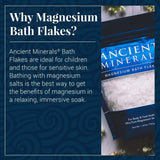Reasons to Use Ancient Minerals Magnesium Bath  Flakes