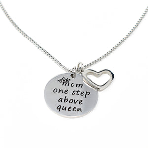 One Step Above Necklace