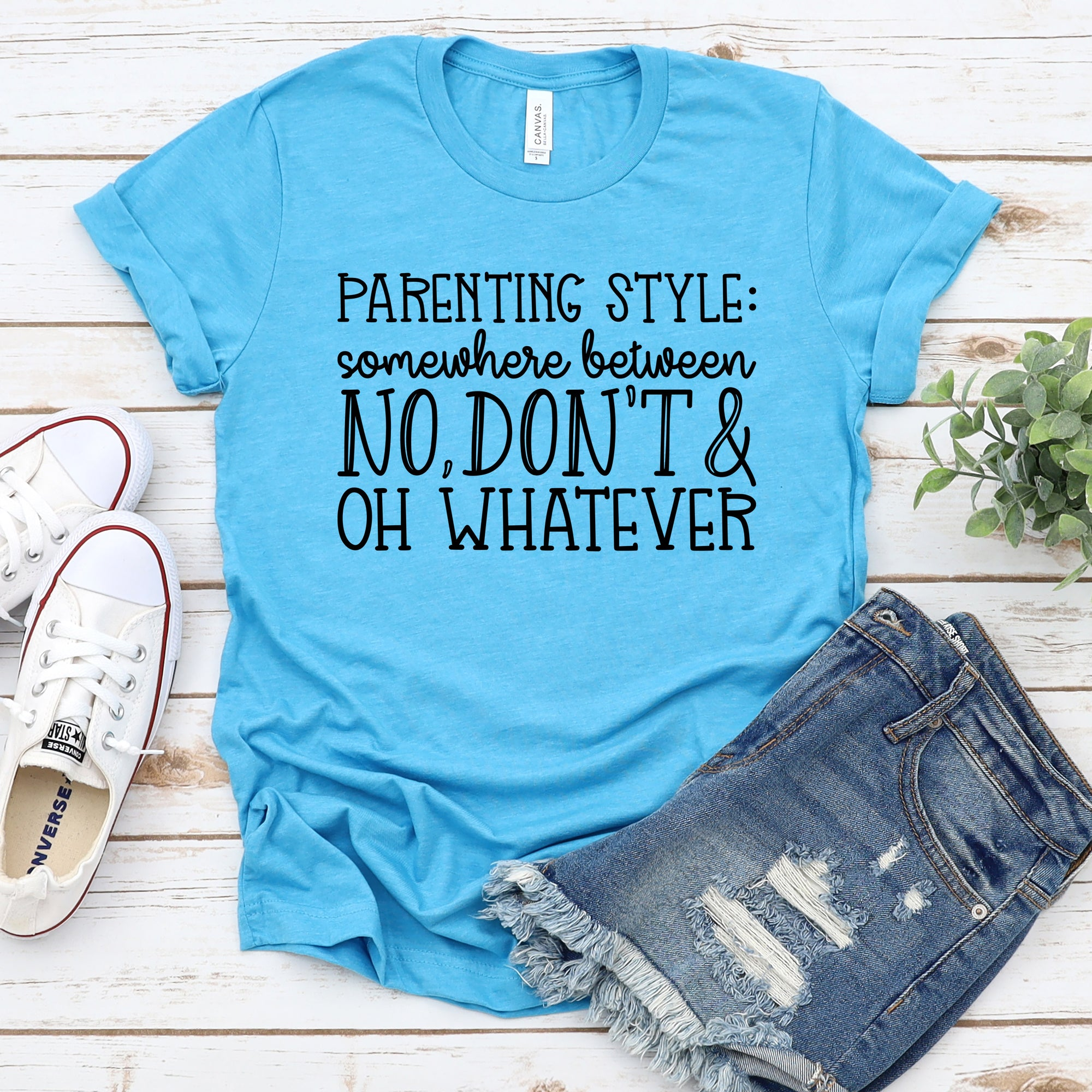 Parenting Style Tee