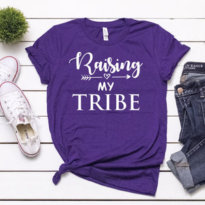 Raising My Tribe Tee