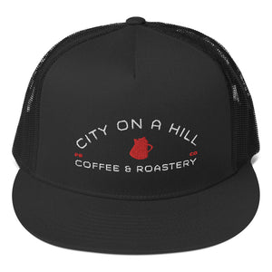 City on a Hill Trucker Cap