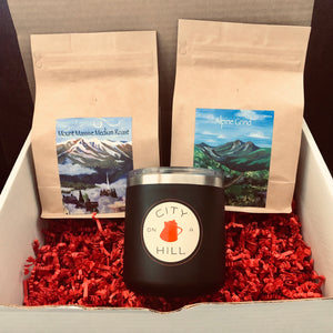 Holiday Coffee Gift Box