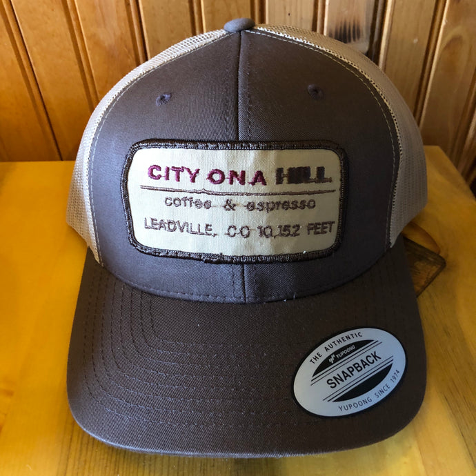City on a Hill Hat
