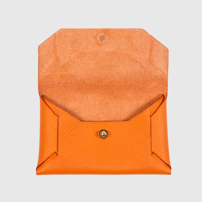 porte-cartes-maxi-1618-orange-ouvert-cuir