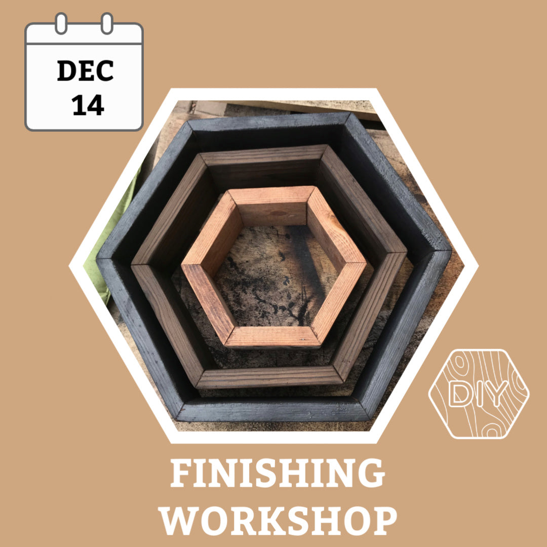 Finishing Workshop