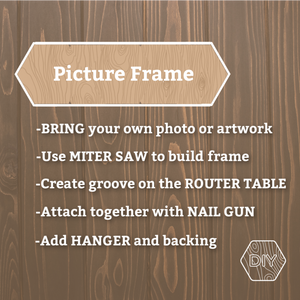 Frame Workshop