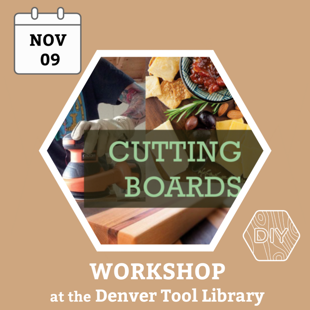 Cutting Board Workshop