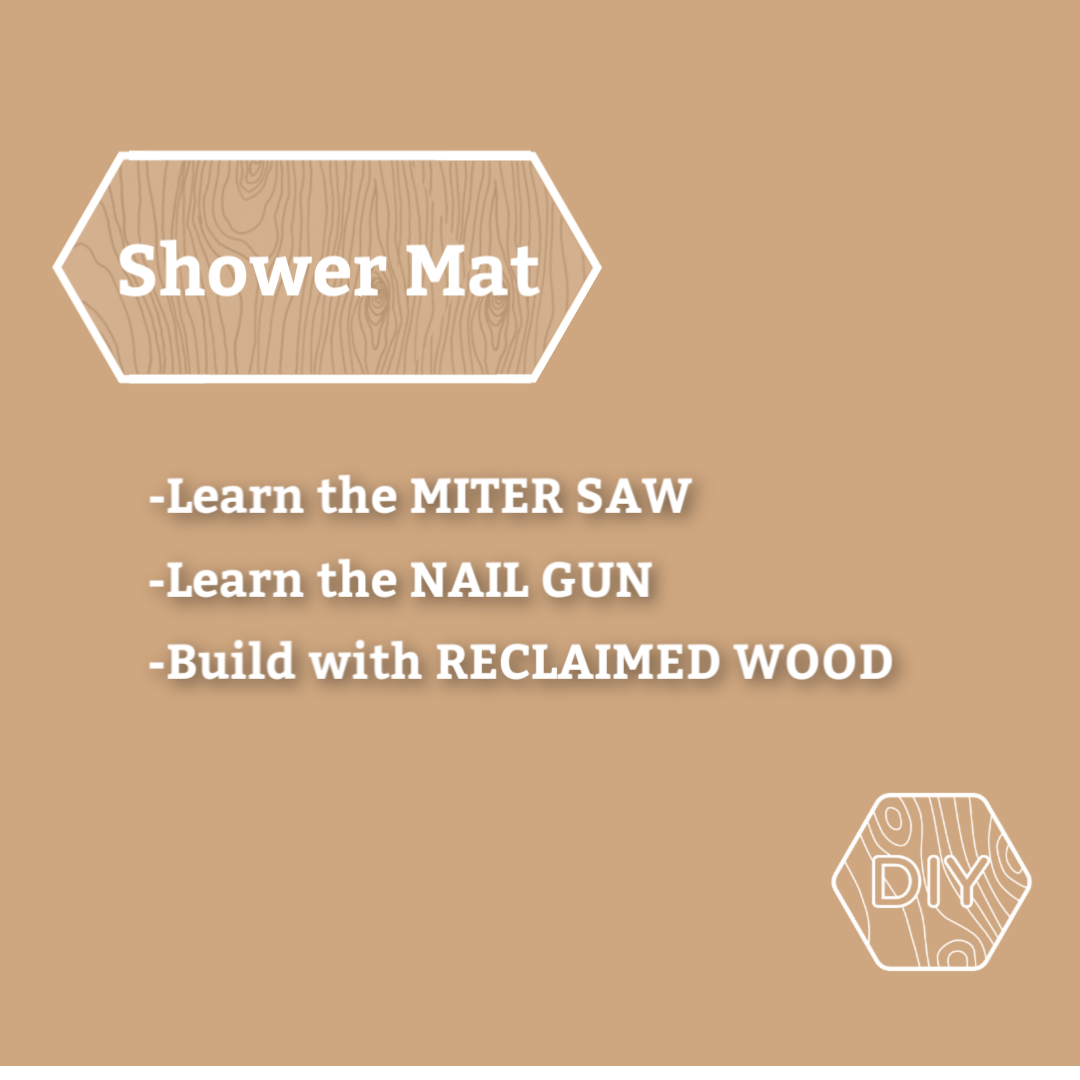 Shower Mat Workshop