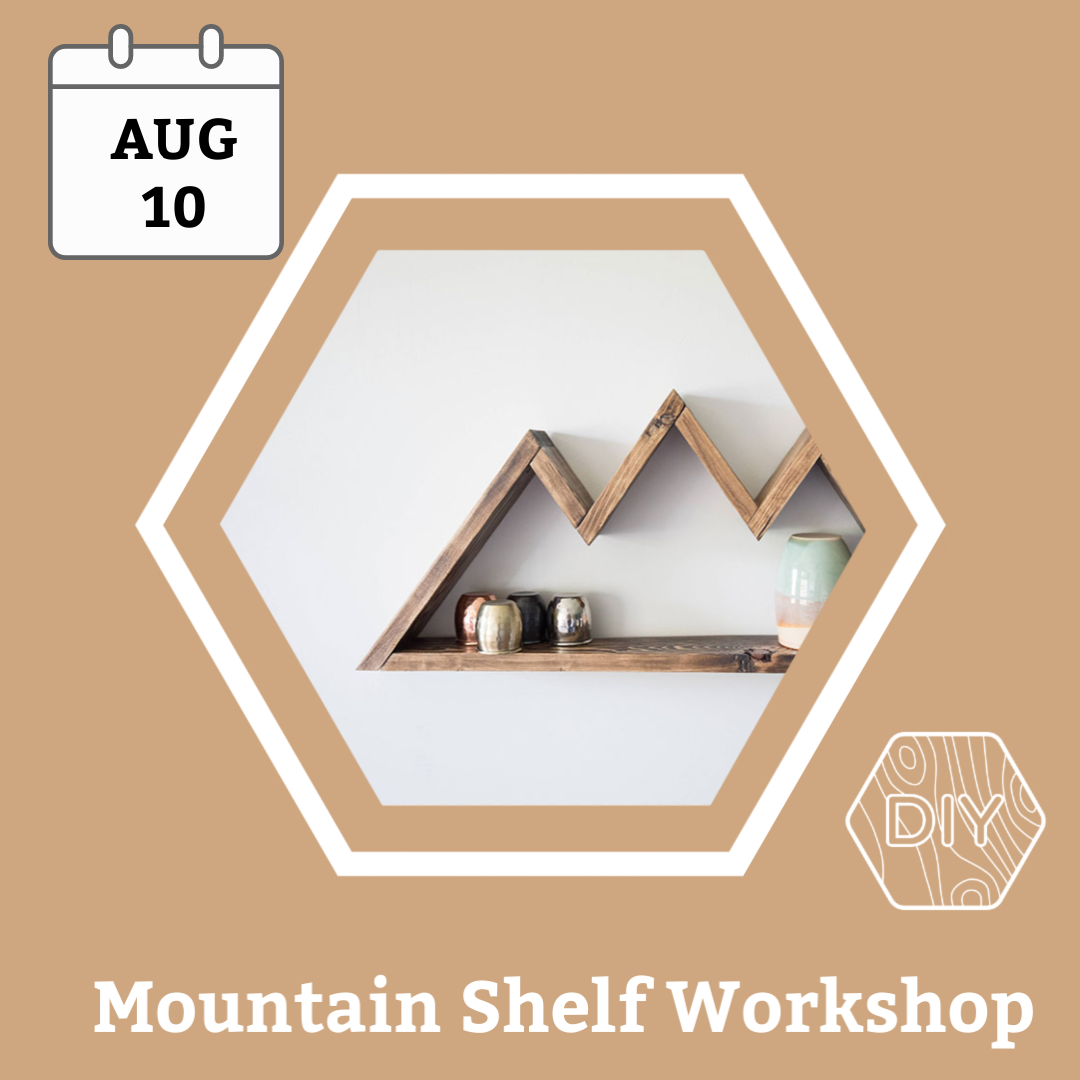 Mountain Shelf Workshop