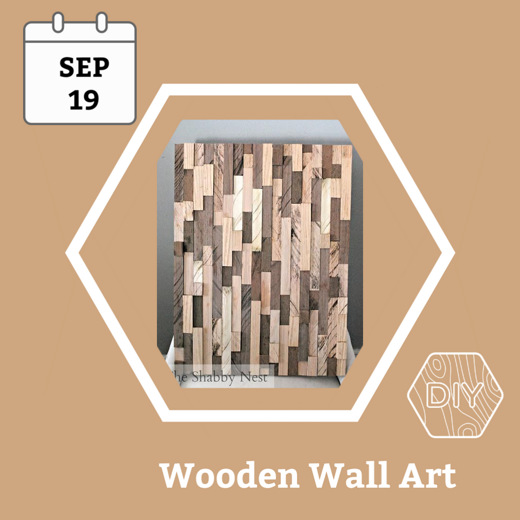 Wooden Wall Art Workshop