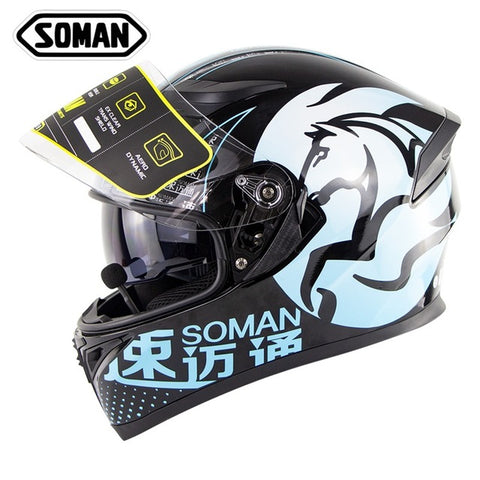 Motorcycle Bluetooth Helmet - HHelmets