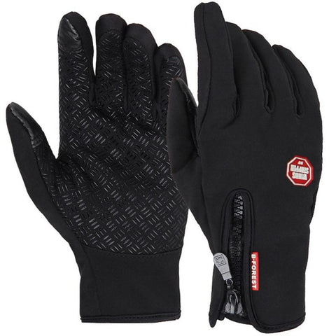 Touchscreen Winter Thermal Warm gloves - HHelmets