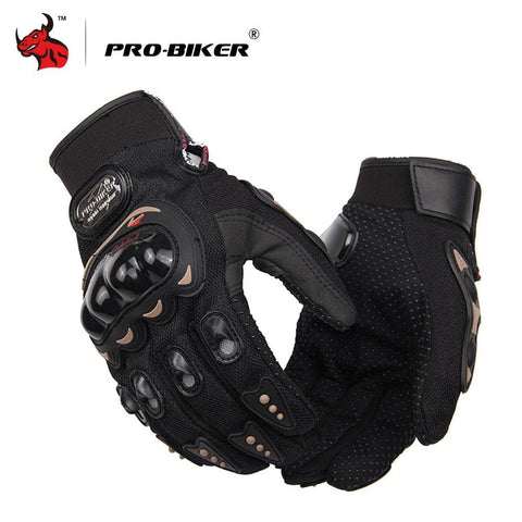 PRO Motorcycle gloves - HHelmets