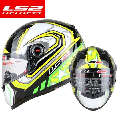 Full face motorcycle helmet LS2 - HHelmets