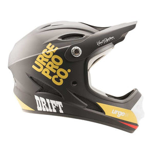 urge - casque drift unisex noir-or