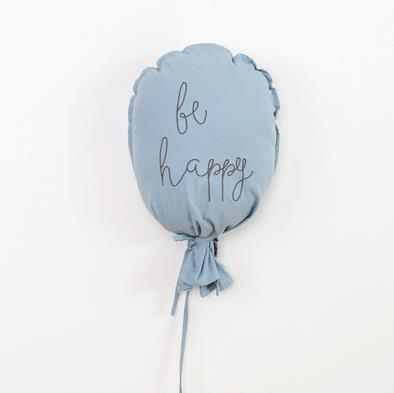 coussin ballon be happy