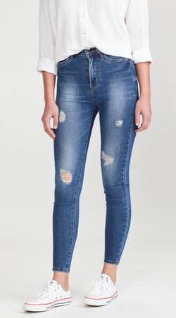 RUBY | Jean Dark Blue
