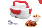 Electric lunch box food grade plastic 110v 220v plug in lunch box household appliances gift - RB Trends