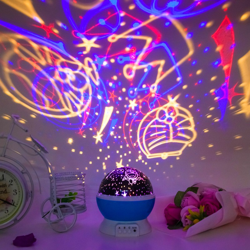 Rotate The Romantic Sky Projector - RB Trends